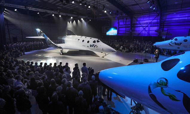 FAA gives Richard Branson's firm operating license for space tourism
