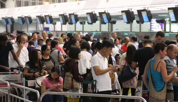 Mixed reaction to Hong Kong airport's new surcharge to fund third runway