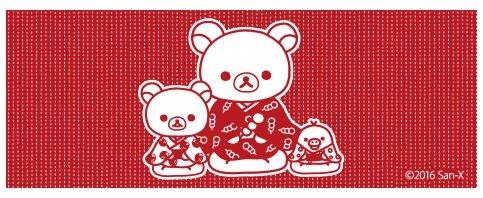明日8/3より和リラックマ展が大丸神戸店にて開催です✨神戸会場から初登場の新商品もありますよ。 一緒…