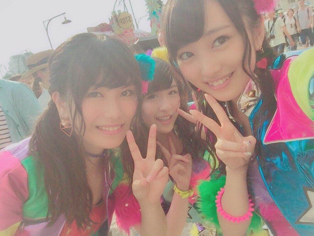 大阪なうです!!  USJやり過ぎサマーシアター 一回公演目 いってきます(u_u)✨  #AKB4…