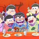 『おそ松さん』とジャンプの超人気タイトル『こち亀』が小説でコラボ!!6つ子と両さんがまさかの『合コン』!? 描きおろしイ