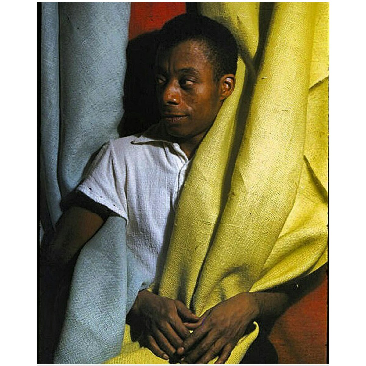 """""""The place in which I'll fit will not exist until I make it"""" - Happy Birthday James Baldwin. #ThankYou https://t.co/5inNxQjHUm"""