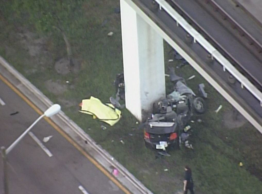 Fatal accident on nw 27th ave at nw 71st st #traffic # ...