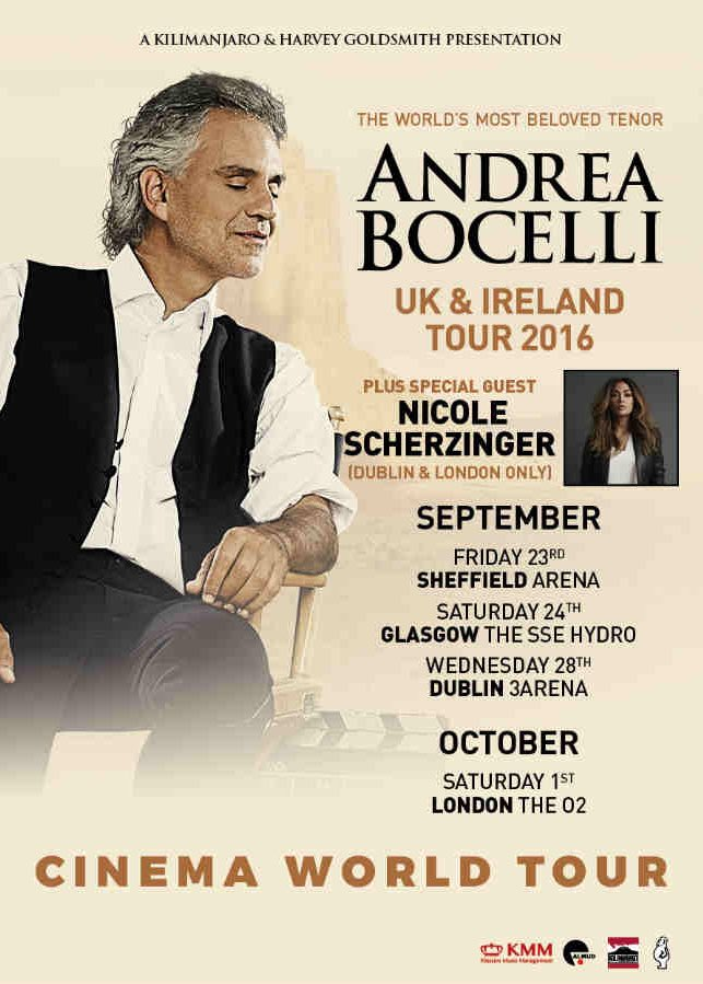 Looking forward to performing with this angel again later in the year - @AndreaBocelli. https://t.co/Ly4sfoL69Y