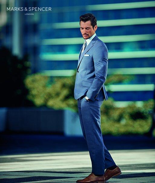 #DavidGandy brings you the gentlemen's guide to looking effortlessly crisp. https://t.co/Nz0GuKGE2r