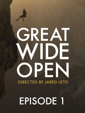 RT @VyRT: #GreatWideOpen Episodes 1 + 2, streaming in-Vault now! Own the full Series, coming soon: https://t.co/4VrH9PSNHj https://t.co/3qT…