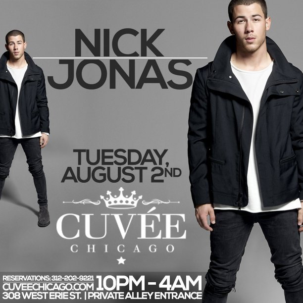 Chi town! I'll be hosting @CuveeChicago tonight. 10PM. See you guys there. https://t.co/rzBre0VHan