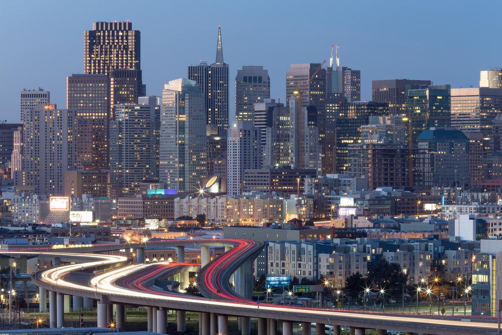 Downtown San Francisco, California | Photography by ©Chris Chabot https://t.co/Jf2goF2ZcV