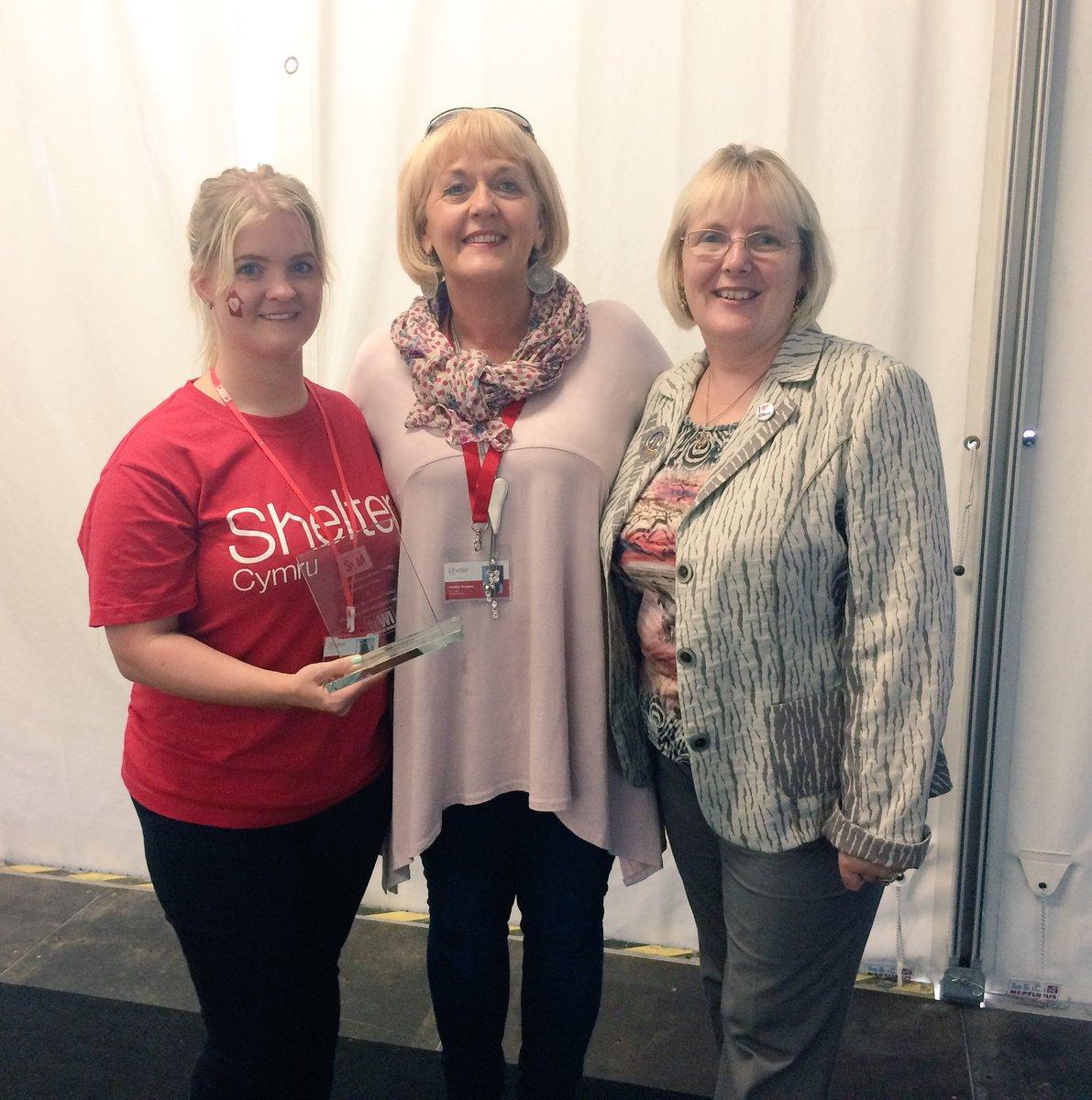 A great privilege to win 2nd prize at @eisteddfod for best stand. Mae'n fraint ennill yr ail wobr am y stondin orau. https://t.co/stQl7V7vvF