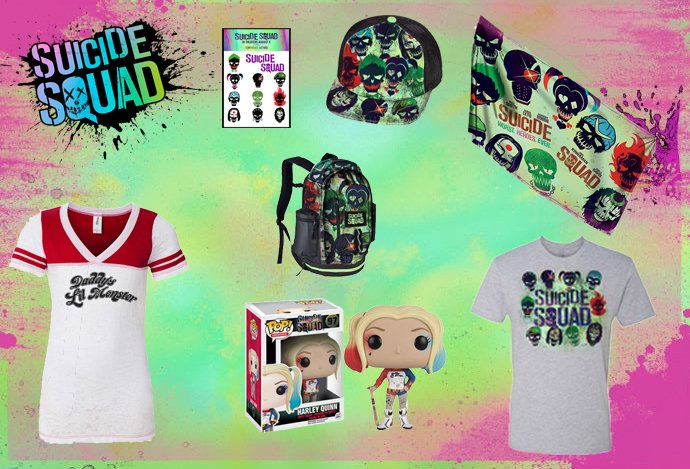 Want to win this insane #SuicideSquad prize pack? FOLLOW us & RT for your chance to win! #giveaway https://t.co/DQjff65Xhf