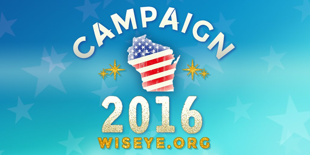 WI Primaries are Aug 9 – be ready for the polls by catching up on #Campaign2016 coverage at https://t.co/YuPERDGrXH. https://t.co/UsNtANAafa
