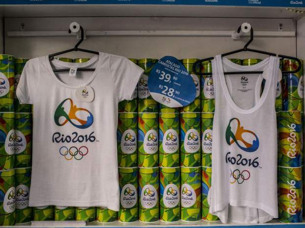 Rio 2016's novel approach to foiling counterfeiters? Selling its own knockoff merchandise