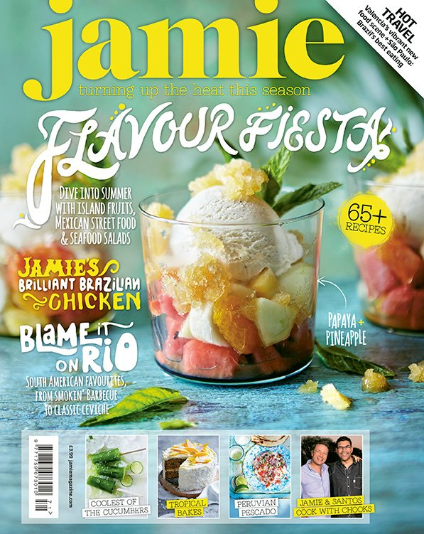 RT @JamieMagazine: Woop Woop! Our new, sizzling, south American summer issue is out TODAY! Have you got yours? https://t.co/lYawfy3VvU