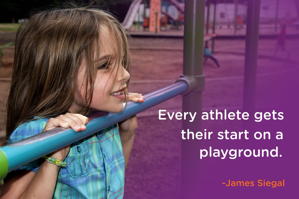 Let's invest in the next generation of athletes for stronger communities and a healthier country. #playmatters https://t.co/DmjJeGmi85