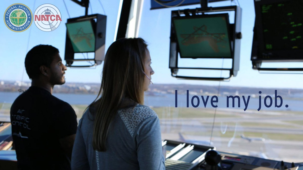 The FAA is Hiring Air Traffic Controllers