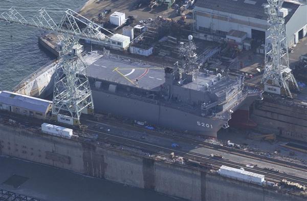 【防衛最前線】これぞ海上自衛隊の「秘中の秘」 中国軍が最も忌み嫌う音響測定艦「ひびき」「はりま」の知…
