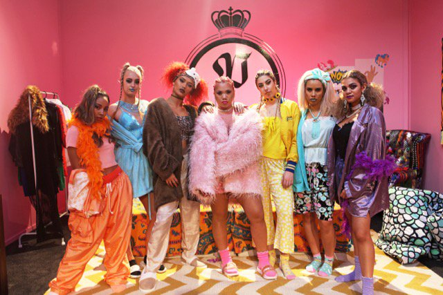 """PARRI$ first single - """"FRIDAY"""" drops Monday 8th August at 10pm(PST). I hope your ready...@ParrisGoebel https://t.co/b66c8dkdJ3"""