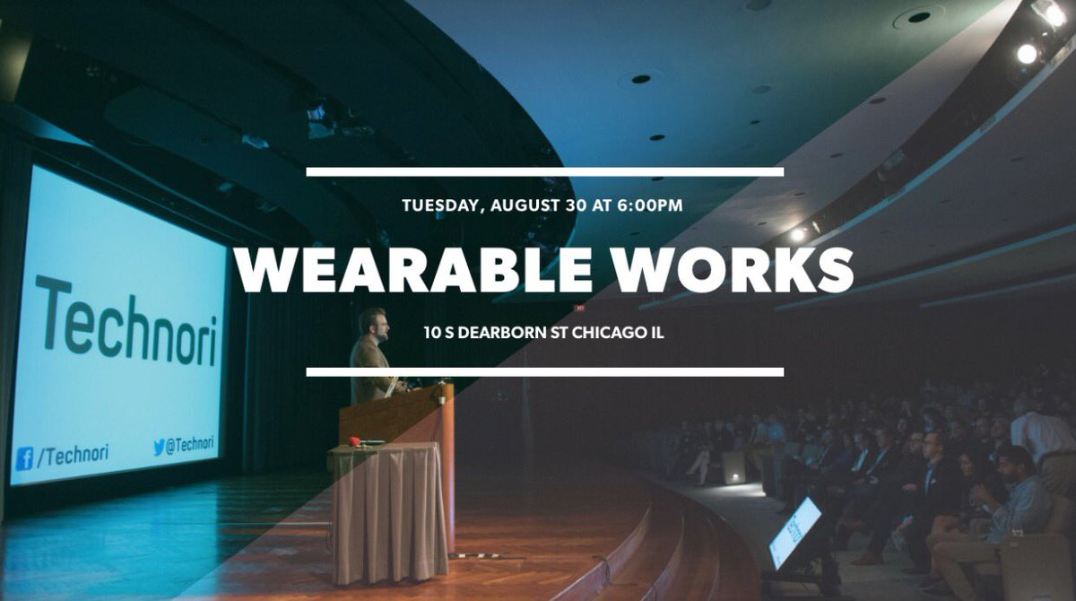 Calling all #femalefounders in the #wearable space, apply now to present at August showcase https://t.co/uID3s3Gxrc https://t.co/DkLUzsBmq9
