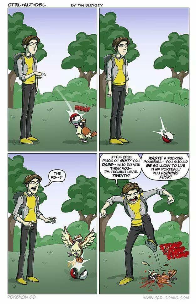True story but I'm still not buying Pokeballs. Sorry @NianticLabs #PokemonGo https://t.co/v0pcqhQIx9