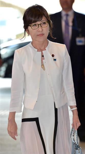 【内閣改造】防衛相に決まった稲田朋美前自民党政調会長 靖国参拝は「行く、行かない言うべきではない」 …