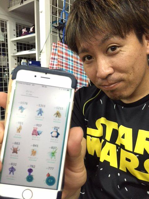 「試合前のリフレッシュはやっぱり今、流行りのポケモンGOでしょ!」と益田投手。今、集めているポケモン…
