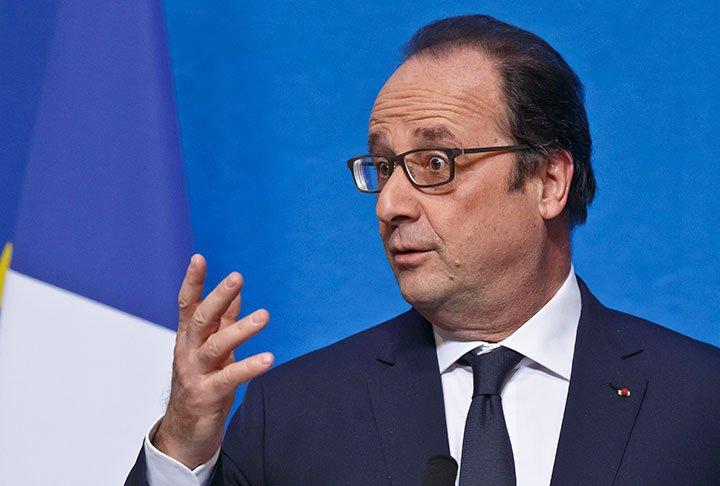【米大統領選】トランプには「吐き気がする」──オランド仏大統領 同盟国元首が遂に言っちゃった。でもそ…