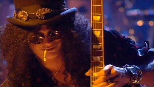 Slash - Hey Joe [Jimi Hendrix Tribute UK Hall of Fame 2005] Go >