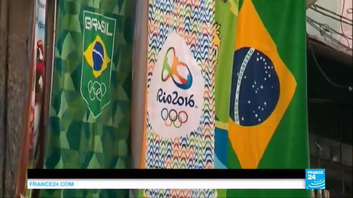 VIDEO -  Rio 2016: official Olympic merchandise