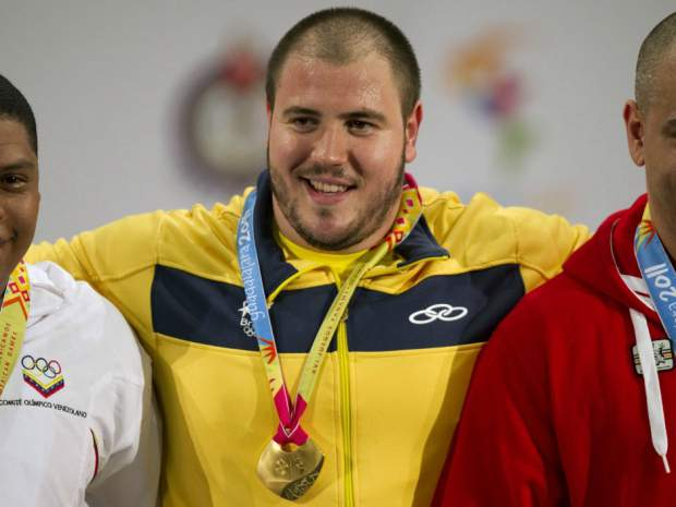 This weightlifter ate seven meals a day to gain weight for Rio 2016: 'So much food...'