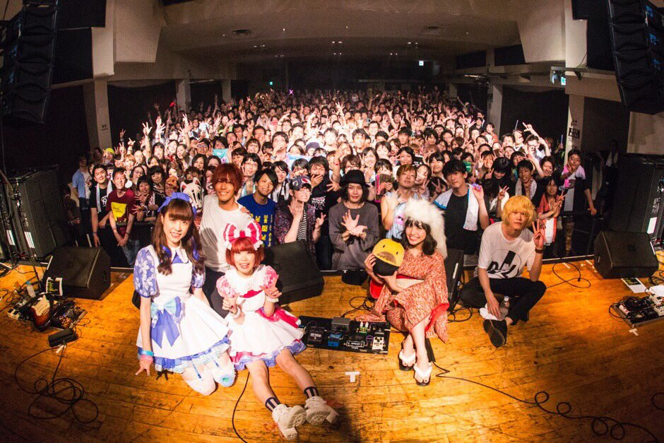 "「SHOW BY ROCK!!」""3969"" SUMMER FES. 2016 in Bighill…"