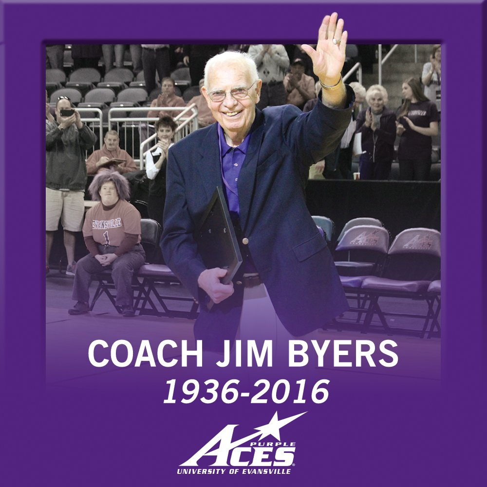 Today is a dark day on campus as we mourn the loss of Jim Byers.  He will be greatly missed and never forgotten. https://t.co/uvNT6Jzz4G
