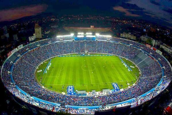 ¡Atención! El #estadioazul será demolido y la maquina jugará en el @EstadioAzteca para el 2018. ¿Qué les parece?