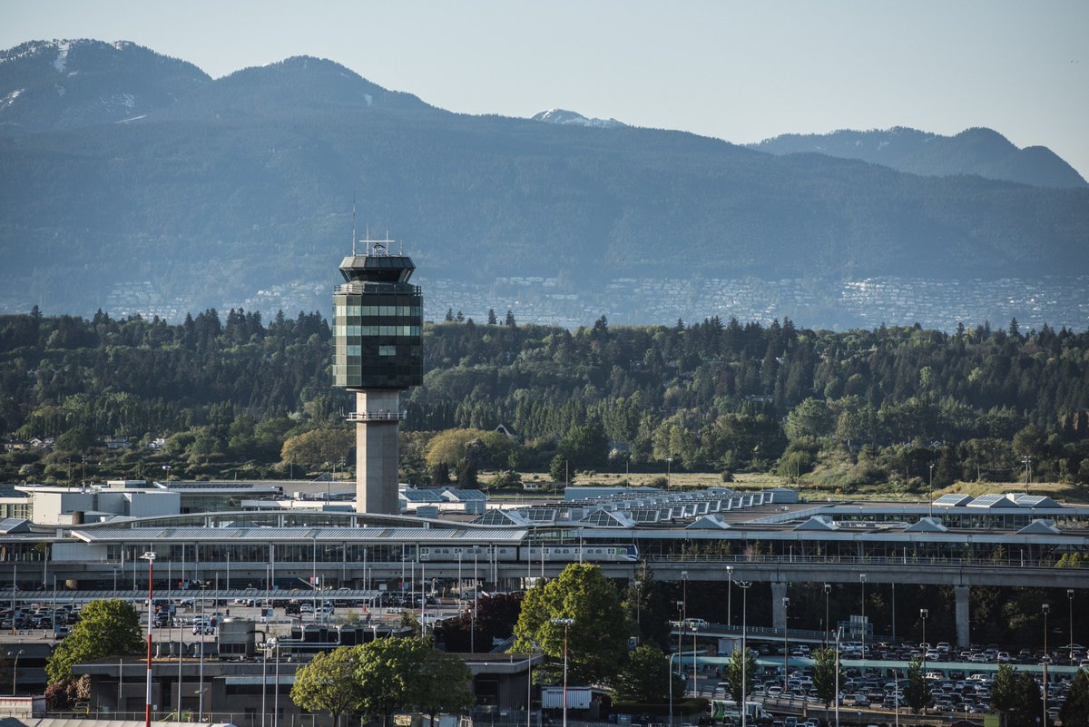 YVR on pace to set new record for passenger traffic in 2016. International traffic up 13.7%: