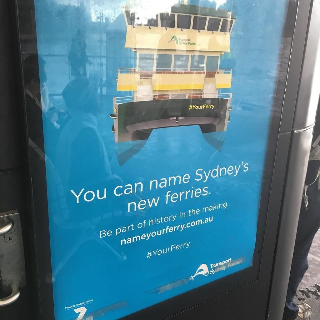 Ferry McFerryface, surely? #yourferry #twitter https://t.co/rEmInANa4N