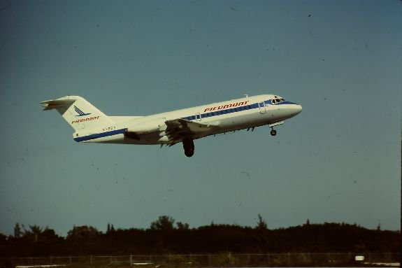 RT @airlinemaps: ICYMI: Piedmont had hubs at BWI, CLT, DAY and SYR in 1988: (Pic @SDASM)
