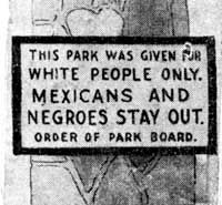 A7: 1st, we need to remember that it wasn't that long ago that many weren't allowed to visit parks. #Next100Chat https://t.co/p8crkgmJdq