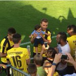 Perfect day in Bad Ragaz. #bvb https://t.co/7IoDtKUYhp
