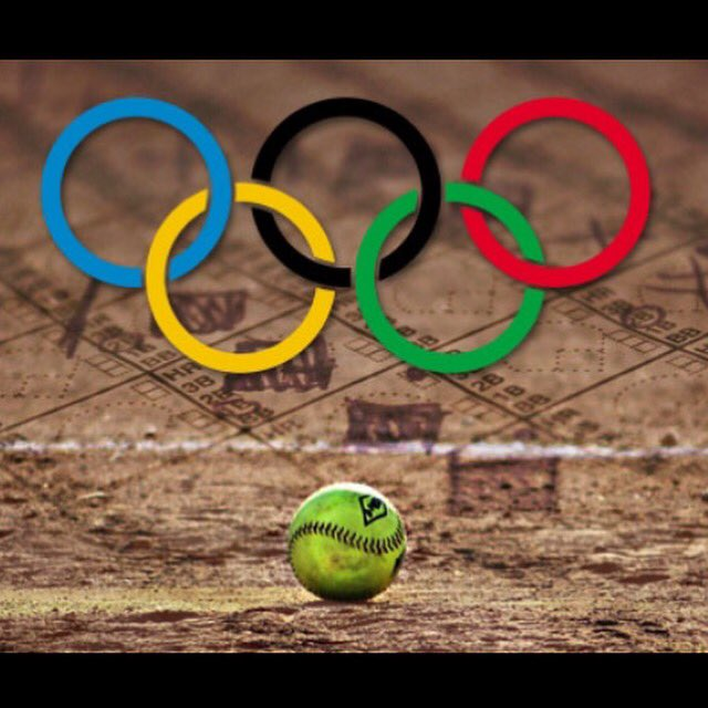 SOFTBALL IS officially BACK in the OLYMPICS!!! #Tokyo2020 @WBSC @MizunoFastpitch @TeamUSA @USASoftball #DreamBelieve https://t.co/OFw9n1P0LL
