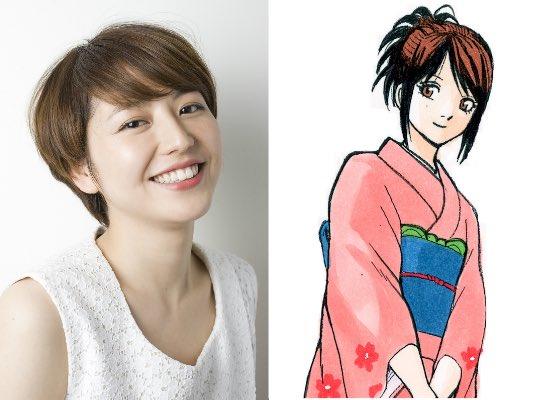 新八の姉・志村妙役に長澤まさみさん!『今まで、変顔に近いお芝居をしたことがなかったので、いままでとっ…