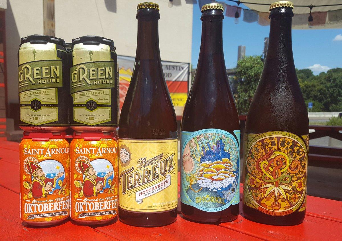 Fantastic new brews, including Cascade Greenhouse  #craftbeer https://t.co/gQtlkdu93F