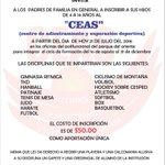 El Instituto del Deporte Tuxtleco los invita a inscribir a sus niños al CEAS, informes 9611568677 #MiComunidadTuxtla https://t.co/bw6LT0SYLc
