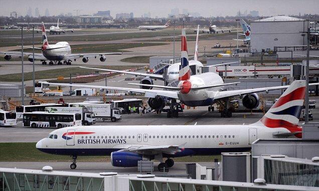 British Airways flight to Crete forced to make emergency