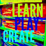 Ready for a creative, fun weekend! 😎 Saturday ART Jam, tomorrow at Unleashed Arts Center, 12:30-3PM! #KidsART #wsnc https://t.co/ZjA9aXOERn