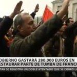 El PP no tiene dinero para comedores escolares, pero sí para restaurar la tumba de Franco.  #lscfranco https://t.co/hZlpPv8taJ