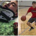 #Kernersville teen makes incredible comeback after car wreck https://t.co/wCmGqhbAud https://t.co/u59eoXOPQA