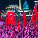 """8. Gün. """"İşte Konya, İşte Türkiye"""" Mevlana Meydanındayız! Pelsinvanyadan Ahkam Kesenlere İnat! https://t.co/bYmf8mZgaO"""