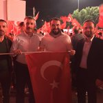 Kızılayda demokrasi nöbeti devam ediyor. Teşekkürler Ankara. @arslanramazan @06melihgokcek https://t.co/3386aLHakm