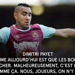 """Payet : """"Le problème aujourdhui est que les bons joueurs coûtent cher. Nous, joueurs, on ny peut rien."""" (RTL) https://t.co/KVnT9GlxfY"""