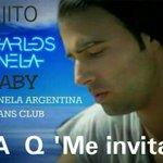 El lunes 25/07 llega @jencarlosmusic a Argentina x primera vez! Si querés ser parte mandanos md! No te lo pierdas! https://t.co/44vZ6csKmk