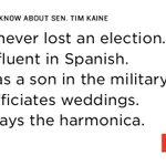 About Tim Kaine: https://t.co/C04INo6nYF https://t.co/CM7Ufgo0TW